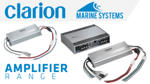 BLA Trade Talk: Clarion Marine Amplifiers