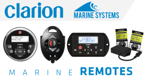 BLA Trade Talk: Clarion marine controls