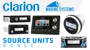 BLA Trade Talk: Clarion Marine 2018 digital source systems
