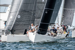 NOOD Regatta St. Petersburg off to a light start
