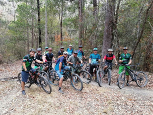 CLUB CHAT: Manning-Great Lakes Tip Riders MTB Club