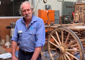 Heritage skills videos focuses on coachbuilding