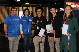 Melbourne school wins Lockheed Martin code programming competition