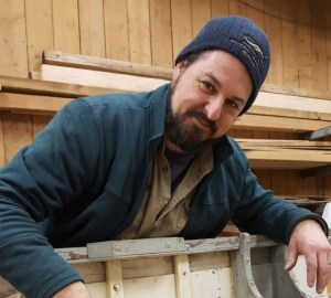 New two-year wooden boat building course soon to commence