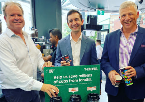 Coffee cup recycling goes national with funding boost