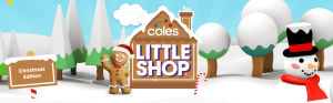 Coles rehashed minis for Christmas