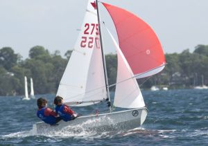 "Roger McMillan: Too many classes make sailing a ""hard sell""."