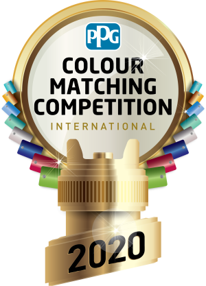 PPG Colour Matching Comp Facebook Group