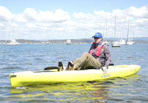 Hobie's Mirage Compass kayak review