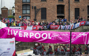 Sprint finish confirmed for Clipper finale in Liverpool