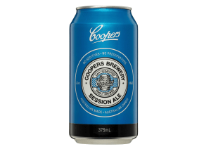 Coopers takes on-trend ale into cans and bottles