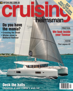 Soak in the Christmas spirit with December Cruising Helmsman