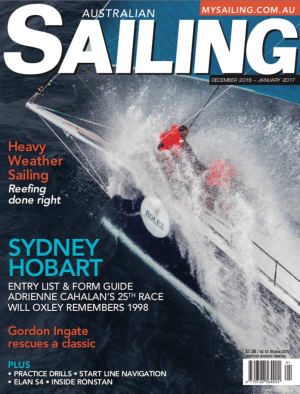 All things Rolex Sydney Hobart in Dec/Jan Australian Sailing