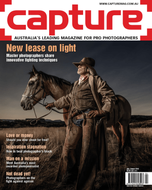 July/August edition of Capture – out now!!!