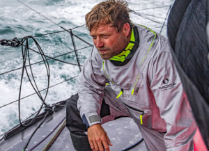 Why Alex Thomson chose Zhik gear for his Vendee Globe campaign