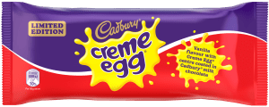 Peters, Cadbury team up for Creme Egg