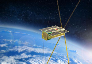 Defence cubesat successfully launched into orbit