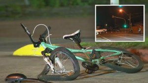 13yo Cyclist 'Left For Dead' After Sickening Hit And Run