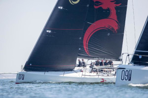 Beau Geste among the leaders at Offshore Worlds