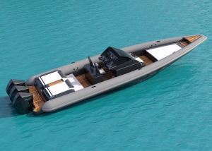 38 Grand Sport - 103 knots in total comfort