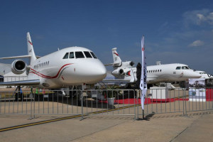 Dassault confident it has Australia Covered