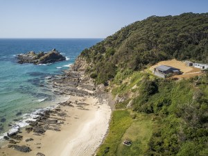 Seal Rocks coastal cottage opens for guests
