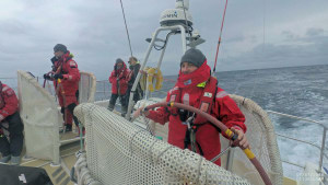 Clipper Race not yet over as tail-enders struggle into Derry