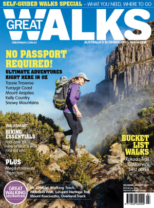 Great Walks Dec-Jan issue out now!