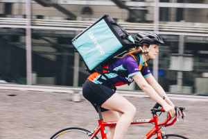 Deliveroo moves on sustainable packaging