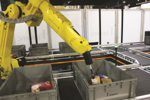 Drakes Supermarkets chooses Dematic robotics