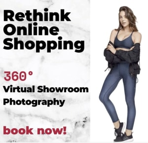 Advertorial: Turn your online sales around with 360° photography