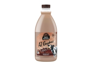 Dairy Farmers launches its first flavoured A2 protein milk