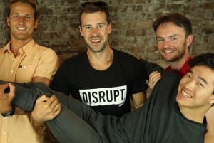 Disrupt Sports CEO: Gary Elphick