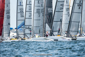 Solid Racing at the Helly Hansen NOOD in St. Petersburg Day 2