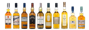 Diageo launches a special collection of whiskies