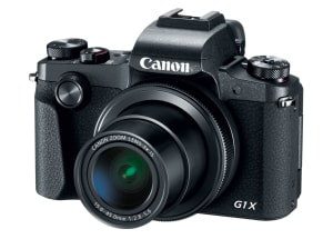 Canon announce 24MP PowerShot G1 X Mark III