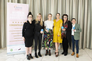Photo highlights from the 2018 Nestlé Professional Women in Foodservice Awards