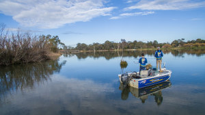 New boat ramp opens at Nagambie Lakes