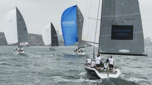 Farr 40 OD Trophy: Quick 'Outlaws' first to the punch again