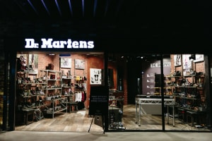 "Dr. Martens: ""[this] store will offer the largest range in Australia"""