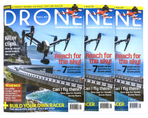 Drone Magazine Issue 5 now on sale!