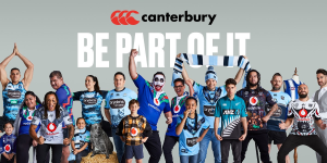 Canterbury repositions brand, after 12 months of research