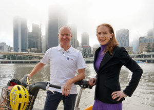 Interview: Anne Savage, CEO Of Bicycle Queensland