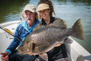 PNG black bass & bluewater adventure