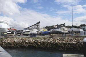 Sydney Harbour Boat Storage: service in Sydney's heart