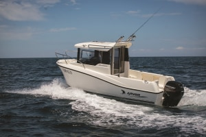 Arvor 555 Sportsfish review