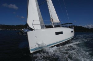 A change from the norm: Jeanneau Sun Odyssey 440
