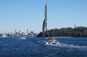 Seawind 1190 Sport: adding the 'oh' in performance