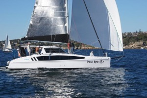 A good sport: Cruising Helmsman tests the Seawind 1190 Sport