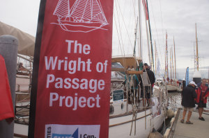 Young sailors complete epic journey